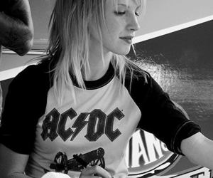 paramore, ACDC, and hayley williams image
