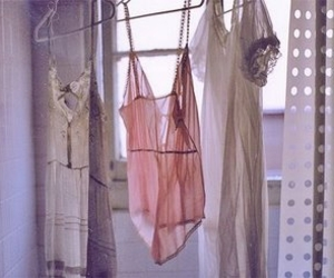 clothes, lingerie, and vintage image