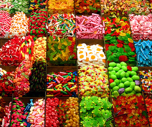 candy, sweet, and fini image