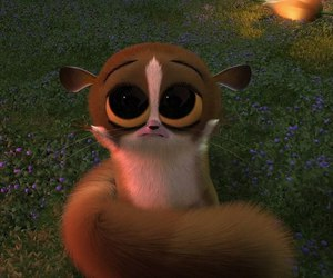 cute, mort, and madagascar image