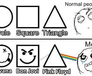 nirvana, Pink Floyd, and bon jovi image