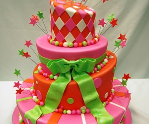 cake and decorating image