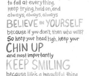 quote, Marilyn Monroe, and believe image