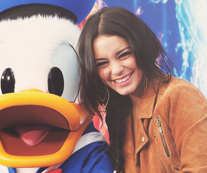 beautiful, donald duck, and girl image