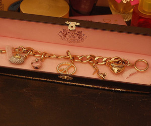 juicy couture and bracelet image