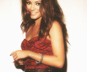 Mila Kunis, pretty, and dress image