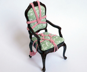 armchair, erotic, and sex image