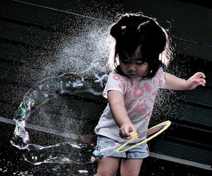 bubbles and cute image