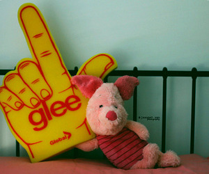 glee and piglet image
