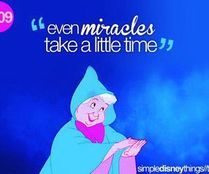 miracle, disney, and cinderella image