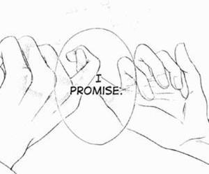 promise, manga, and couple image