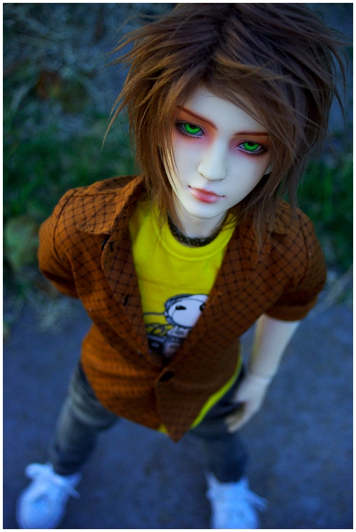 bjd, doll, and guy image