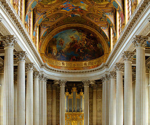 versailles, architecture, and art image