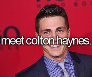 celebrity, colton, and gorgeous image