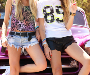 bff, clothes, and legs image