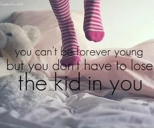 kids, young, and quote image