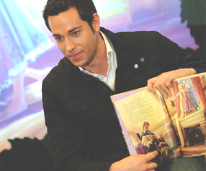 tangled, zachary levi, and cute image