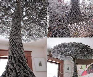 wire tree image
