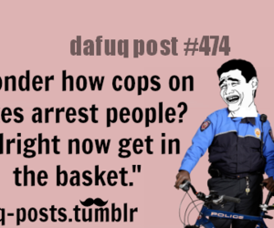 funny, lol, and cops image