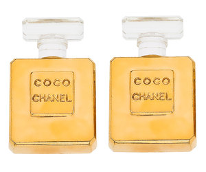 chanel earrings image