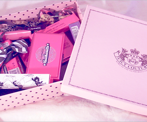 pink and juicy couture image