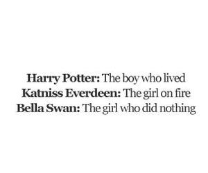 harry potter, bella swan, and hp image