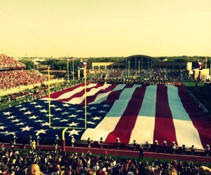america, college, and flag image