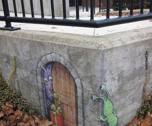 art and street art image