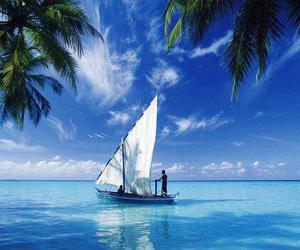 amazing, sail, and boat image