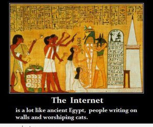 funny, internet, and egypt image