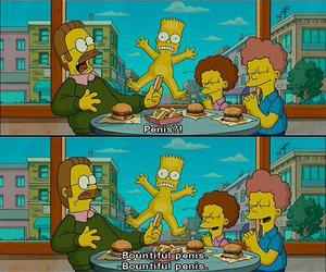 bart, funny, and movie image
