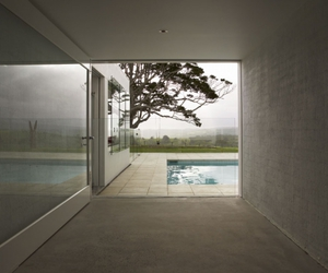 architecture, landscape, and pool image