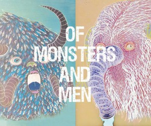 music, band, and of monsters and men image