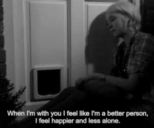 skins, quotes, and lonely image