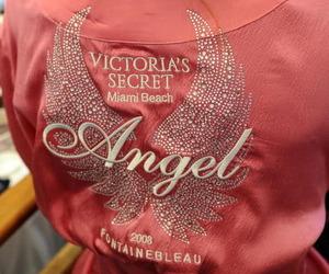 angel, pink, and Victoria's Secret image