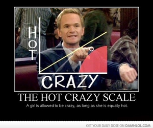 crazy and Hot image