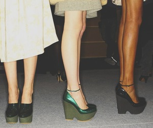 fashion, girls, and legs image