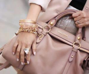 accesories, fashion, and bag image