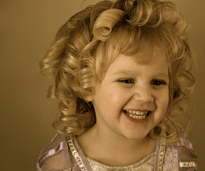 beauty kids hairstyles image