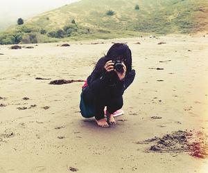 girl and photographer image