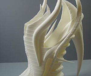 shoes, white, and art image