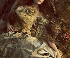 sleeping beauty, princess, and beauty image