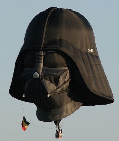 darth vader, star wars, and balloon image