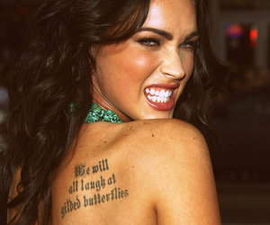 gilded, megan fox, and shakespeare image