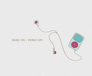 music, world, and ipod image