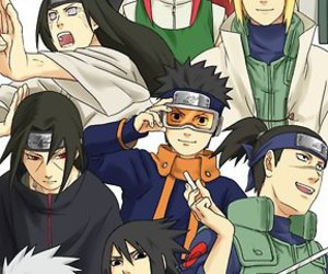naruto, anime, and sai image
