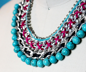 inspiration, necklace, and los andes image