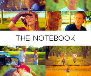 love, the notebook, and ryan gosling image