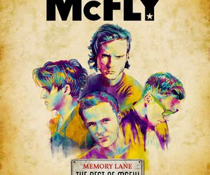 McFly, memory lane, and danny jones image