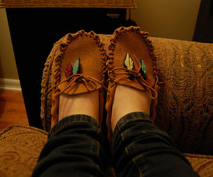 shoes, photography, and moccasins image
